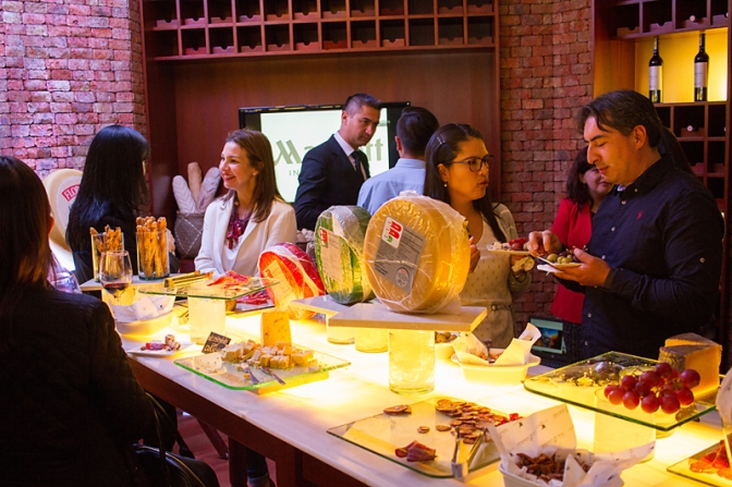JW Marriott y Sheraton Quito celebraron el Global Meetings Industry Day 2018