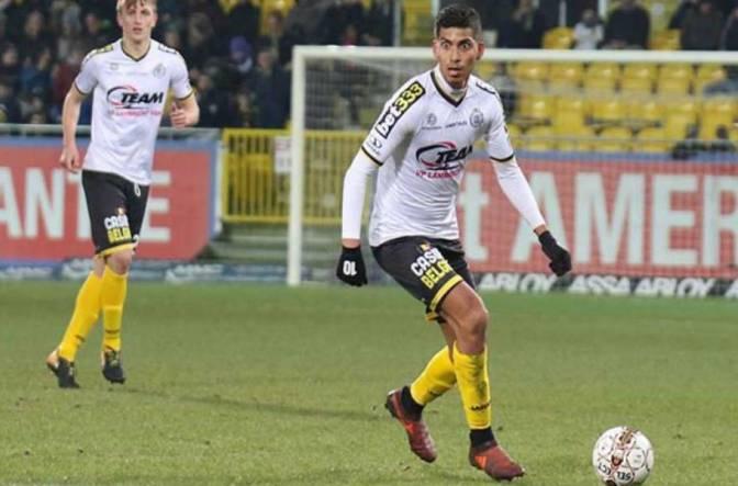 José Cevallos anotó un golazo de media cancha en Bélgica