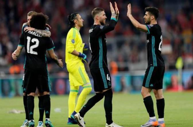 El Real Madrid toma ventaja en la semifinal ante Bayern Múnich