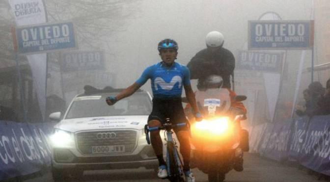 El ciclista Richard Carapaz competirá en el Giro de Italia