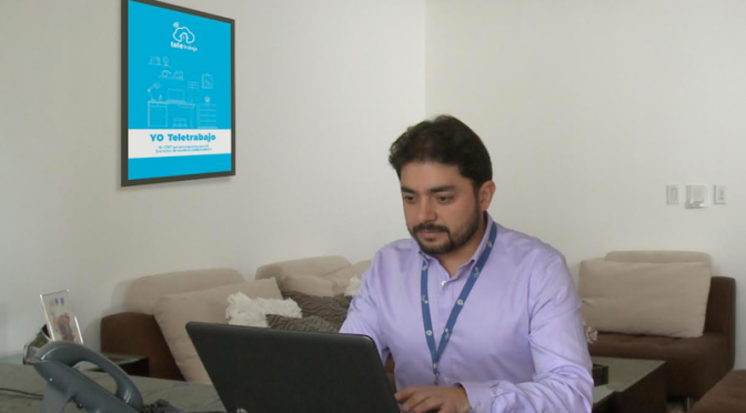 200 teletrabajadores es la meta de CNT para este año
