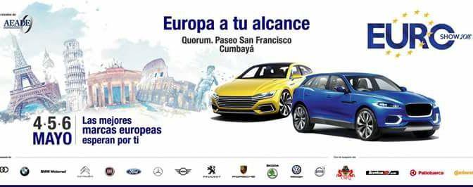 Por segundo año consecutivo llega a Cumbayá el Euroshow 2018