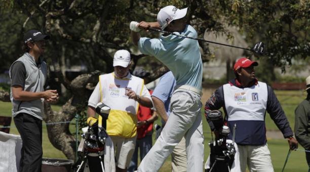 El 31 de mayo empezará el torneo internacional de golf Ecuador Open 2018