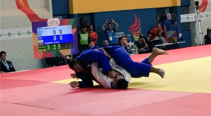 Ecuador acumula diez medallas de oro en los Juegos Sudamericanos