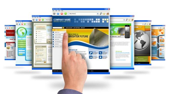 Las pequeñas empresas accederán a una página web gratuita