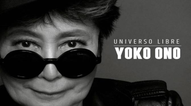 Exposición de Yoko Ono se inaugura este sábado en Quito