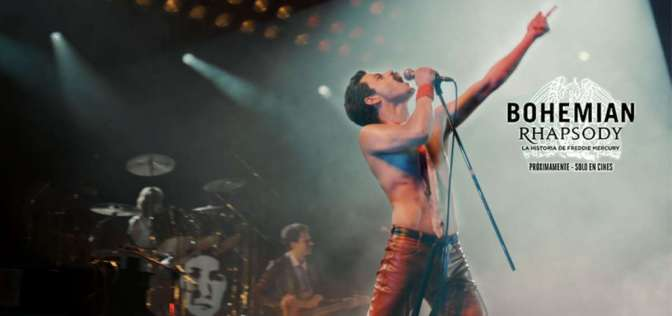 Bohemian Rhapsody lidera en expectativa de estrenos en Ecuador