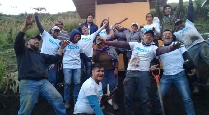 JW Marriott Quito colabora en la construcción de baño ecológico