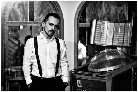 """Israel Brito presenta su disco """"Canto Mestizo"""""""