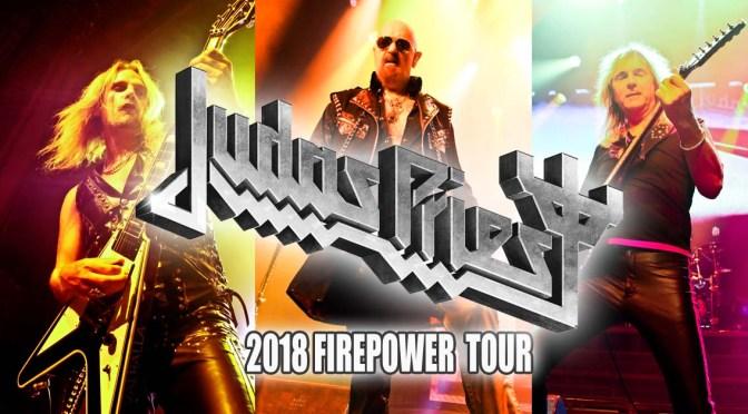 Judas Priest se presentará junto a Kreator en Quito