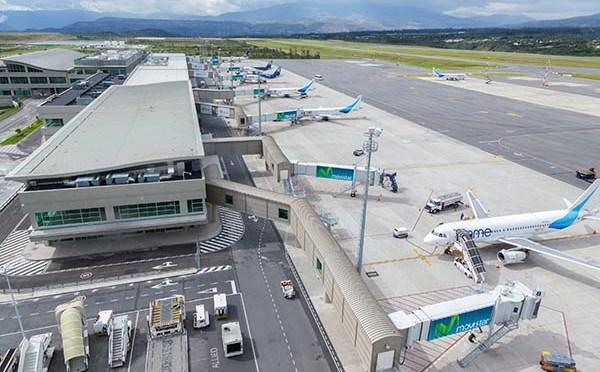 El plan de expansión del aeropuerto de Quito tiene una inversión de $90 millones