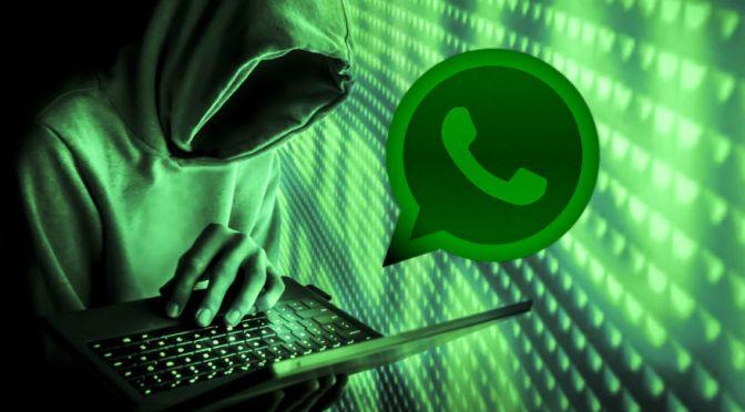Alertan sobre robo en WhatsApp para ver tus mensajes