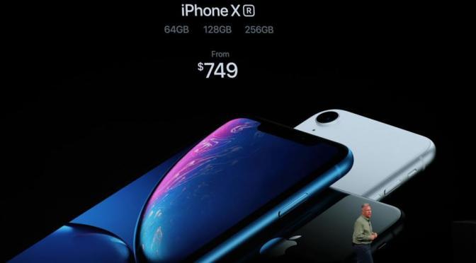 Los 3 nuevos iPhone y lo que dejó la presentación de Apple