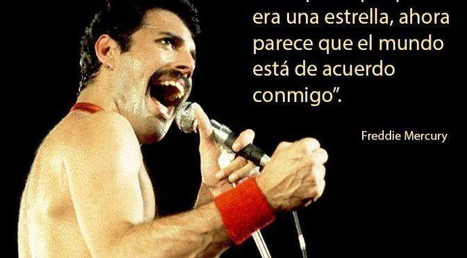 Freddie Mercury nació un 5 de septiembre y recordamos sus mejores frases