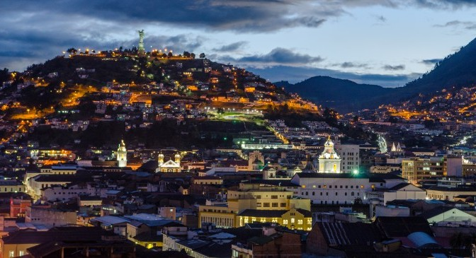"Quito recibe el galardón ""Plaza Mayor de la Cultura Iberoamericana"""