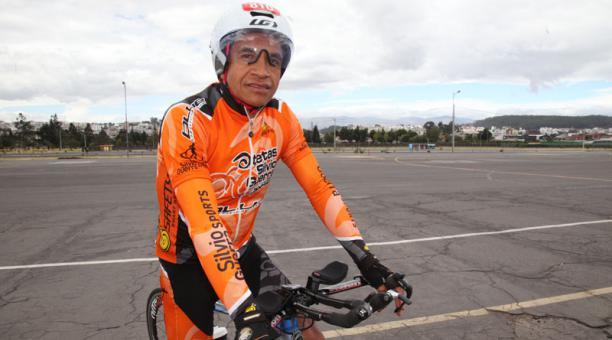 Silvio Guerra y otros ecuatorianos destacaron en el Ironman 70.3