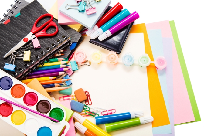 Consejos para comprar útiles escolares seguros