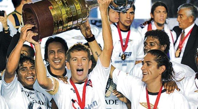 Liga Deportiva Universitaria cumple 100 años