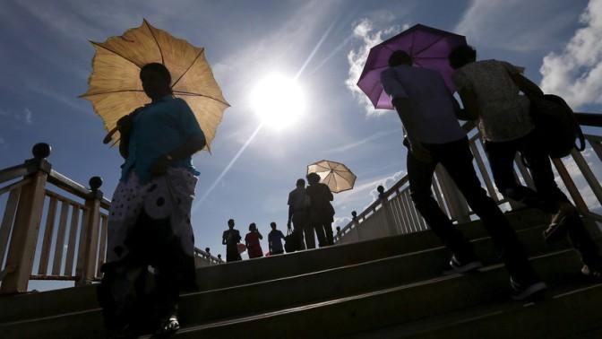 Se registran altos índices de radiación ultravioleta en Ecuador