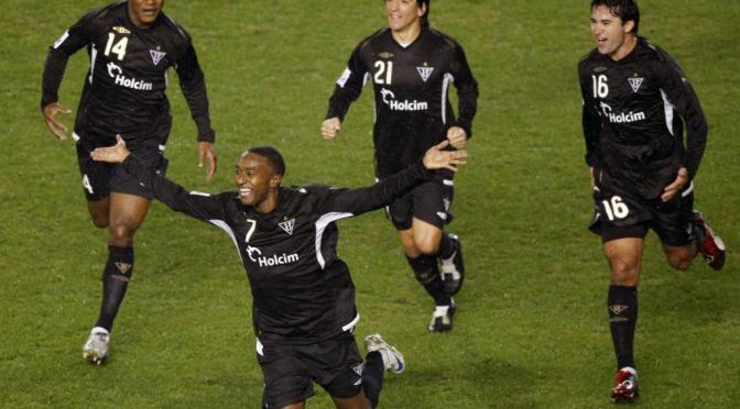 FIFA recuerda el éxito de Liga Deportiva Universitaria