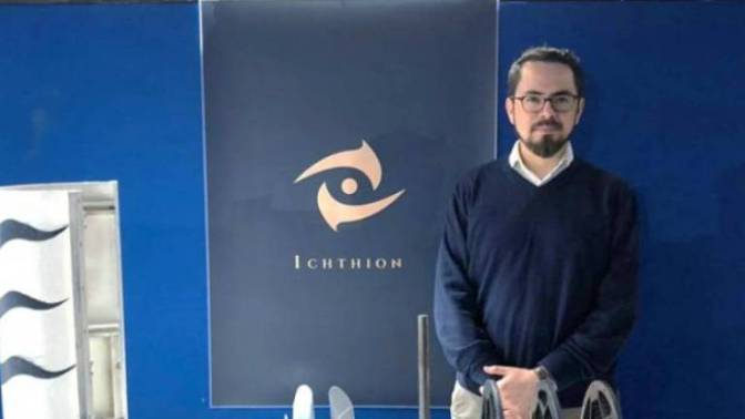 Ecuatoriano galardonado como invertor del año