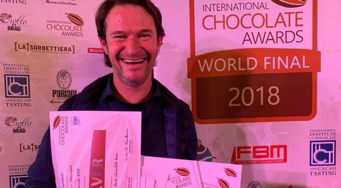 Pacari Chocolate logra 16 nuevos premios para Ecuador