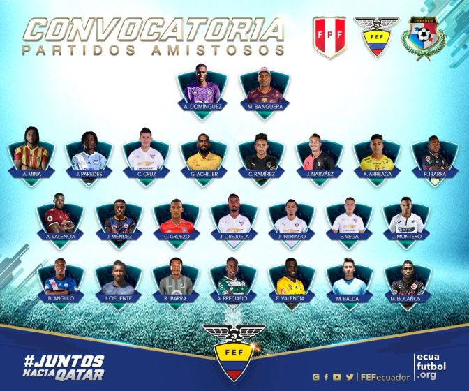 Antonio Valencia regresa a la selección de Ecuador