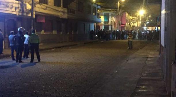 Persona detenida por asesinato de Diana Carolina intentó suicidarse
