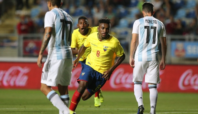 Ecuador líder en el arranque del hexagonal final Sub-20