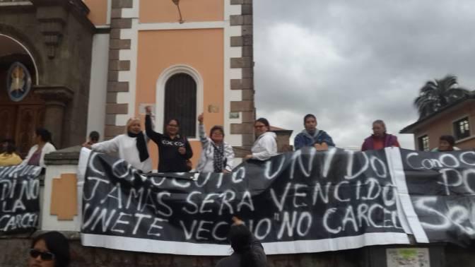 Secretaría de Derechos Humanos desiste de traslado de unos 200 PPL a Conocoto