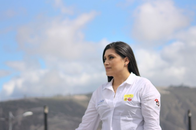Gabriela Wandemberg: El turismo reactivará la economía en Pichincha