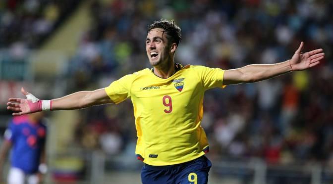 Ecuador es el más goleador en el Sudamericano Sub 20