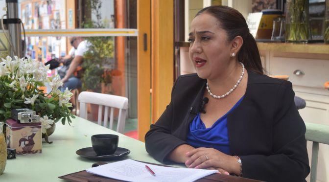 """Luisa Maldonado: """"Vamos a dinamizar la economía de Quito creando 100 mil puestos de trabajo"""""""