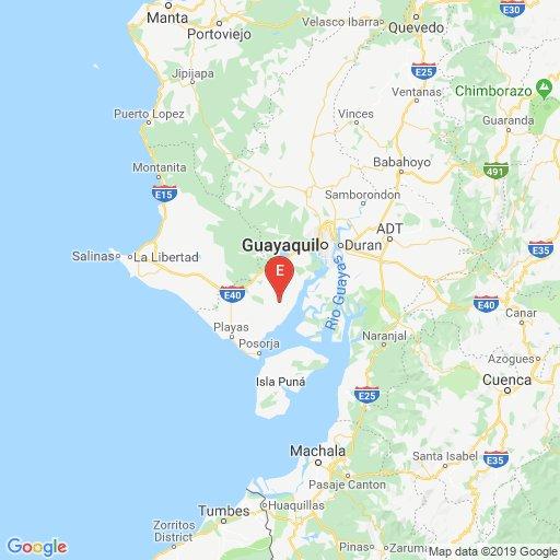 Sismo de 5.9 grados se sintió en varias ciudades de Ecuador