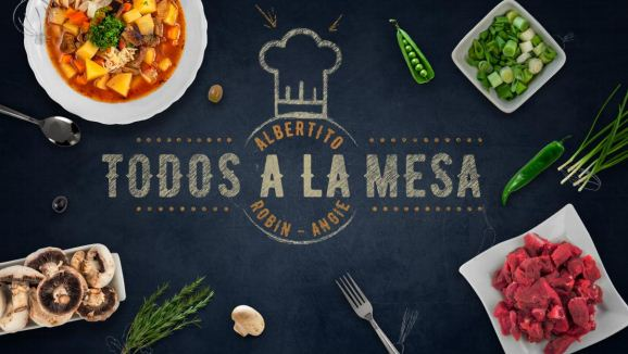 """Regresa el chef Alberto en """"Todos a la Mesa"""""""