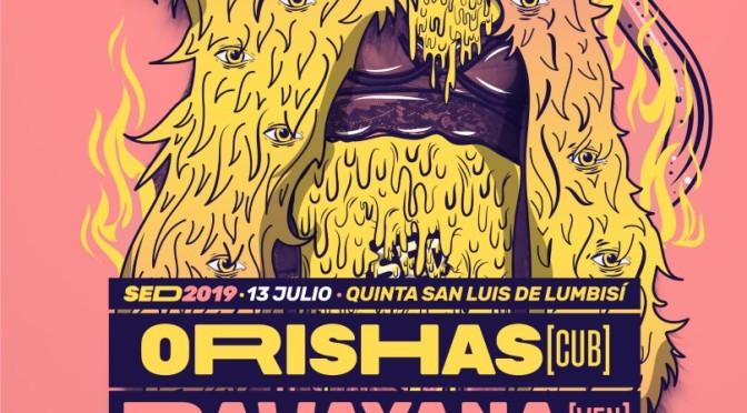 En julio vuelve el Festival Saca El Diablo 2019