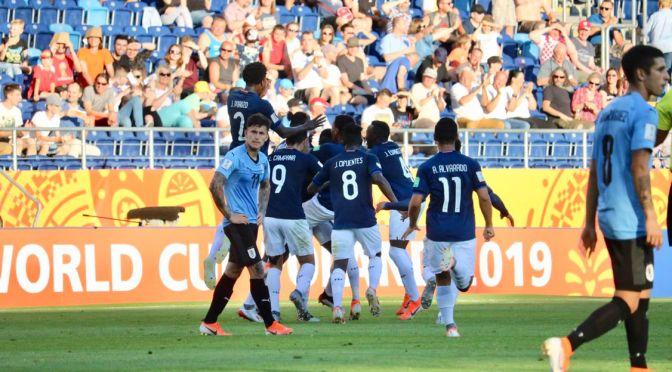 Ecuador clasifica, por primera vez, a cuartos de final del Mundial Sub 20