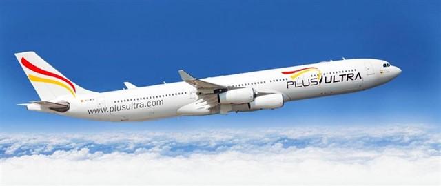 Plus Ultra Líneas Aéreas inaugura una nueva ruta entre Ecuador y España