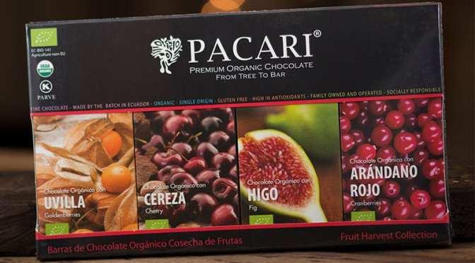 """Pacari posiciona """"Ecuador país del Chocolate"""""""
