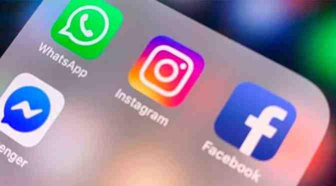 Facebook, Instagram y WhatsApp con fallas en todo el mundo