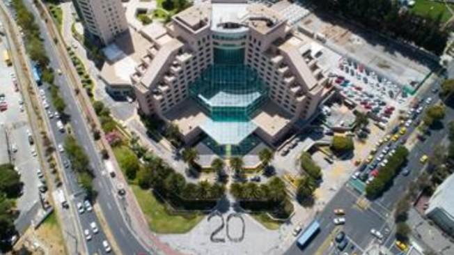 JW Marriott Quito cumple 20 años desde su apertura
