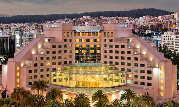 JW Marriott Quito recibió tres galardones de los premios World Travel Awards