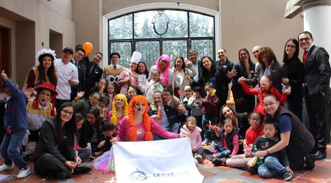 JW Marriott Quito organizó eventos para niños de la Fundación Reina de Quito