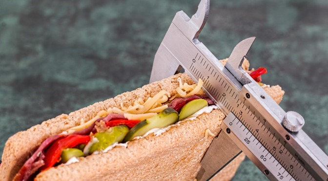 El control de calorías también beneficia a las personas delgadas