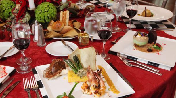 Almuerzos y cenas navideñas corporativas son las propuestas de JW Marriott Quito