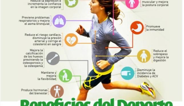 ¿Qué ejercicio es el más adecuado en cada etapa de la vida?