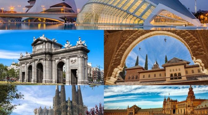 Destinos para enamorarse de España en 2020